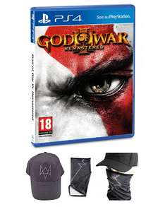 HDGameShop: God of War III: Remastered (PS4) für 20,16€