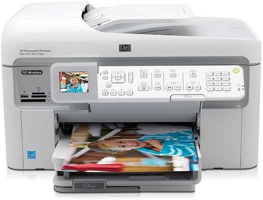 Multifunktionsgerät HP Photosmart Premium C309a für 199€ - Amazon zieht mit