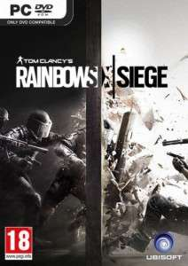 [cdkeys] Tom Clancy's Rainbow Six Siege für 28,55€ - 18% Ersparnis