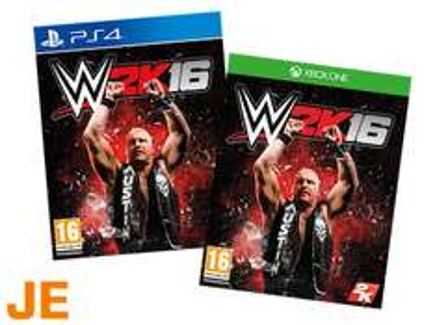 Saturn Tagesdeals vom 20. Oktober - u.a. mit: WWE 2K16 (PS4 / Xbox One) für 40€