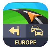 """""""Sygic Europa"""" Navigation um 24,99 € (iOS + Android) - bis zu 50% sparen"""