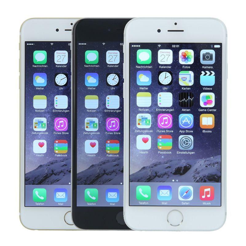 eBay: Apple iPhone 6 (128GB) für 599€