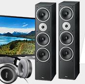 Redcoon Late-Night-Sale am 20. Oktober - u.a. mit: Magnat Supreme 1000 Lautsprecher (Paar) für 169€