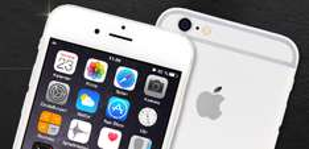 iPhone 6 (16 GB, silber, refurbished) um 464,90 € inkl Versand - bis zu 23% sparen