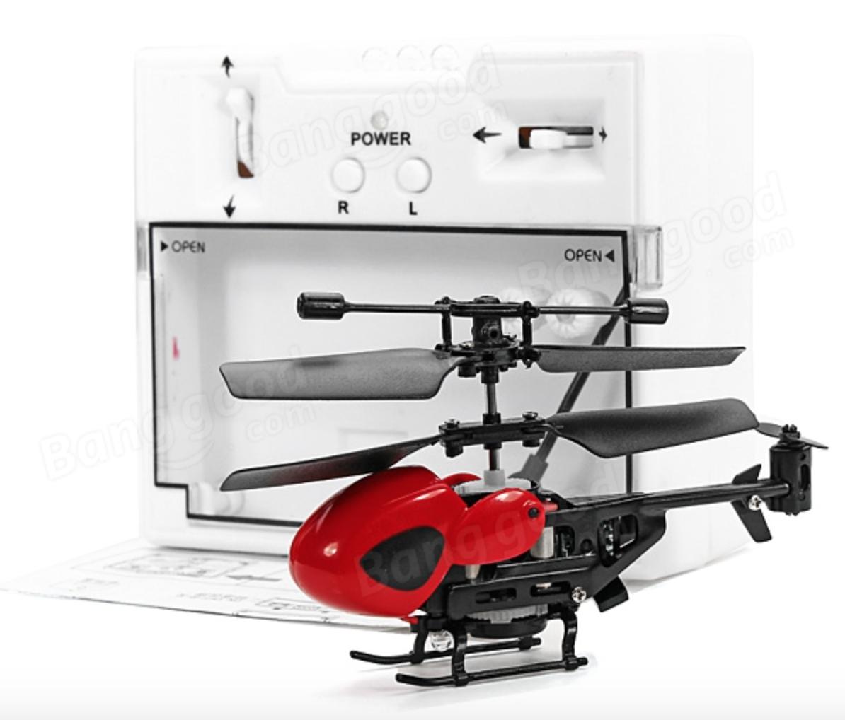 Banggood: Micro RC Helikopter um 4,92€ inkl Versand