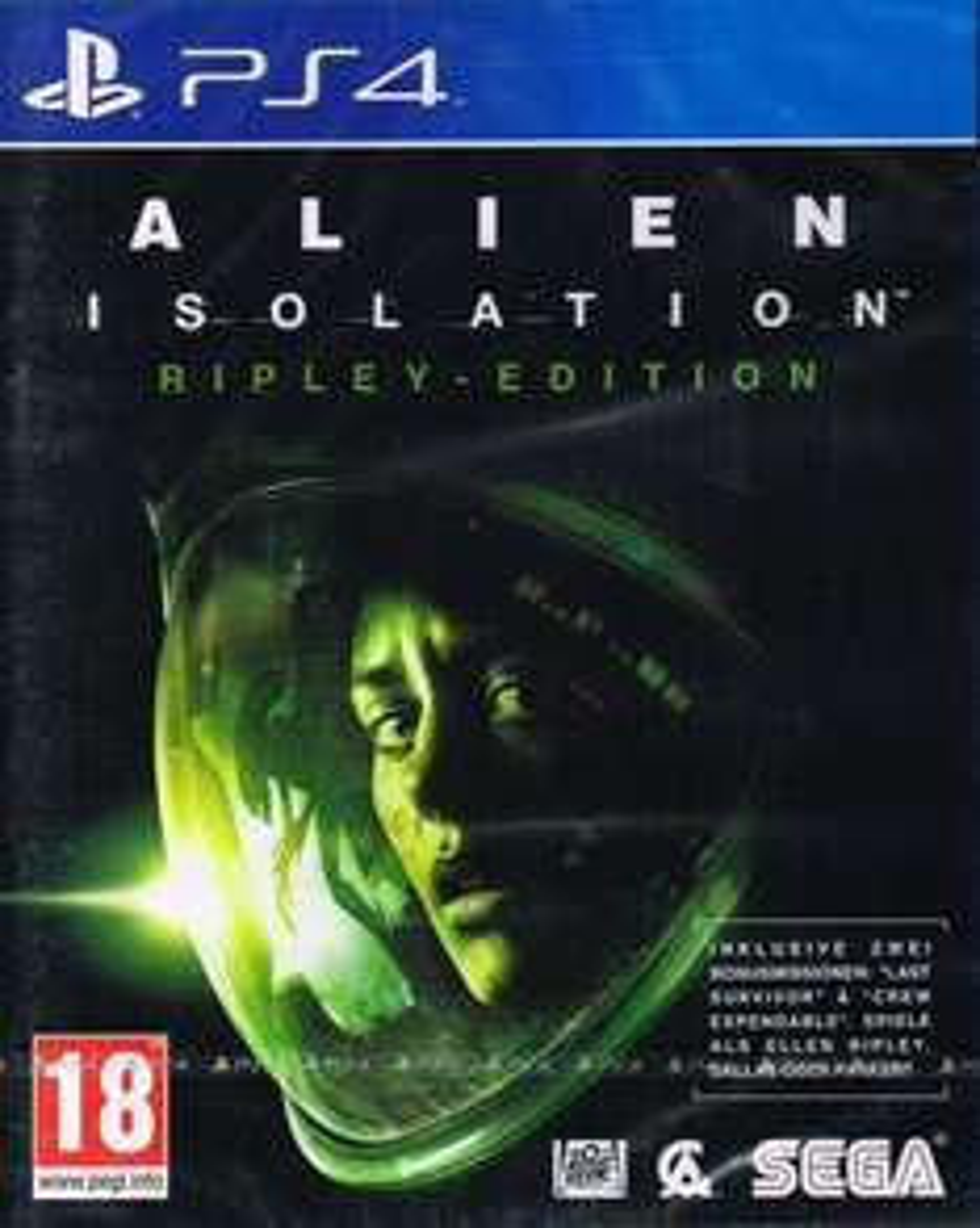 Alien: Isolation Ripley-Edition für PS4 um nur €17,50