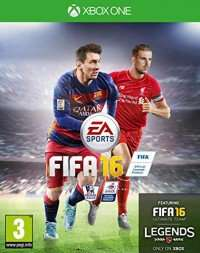 FIFA 16 Xbox One DL Version