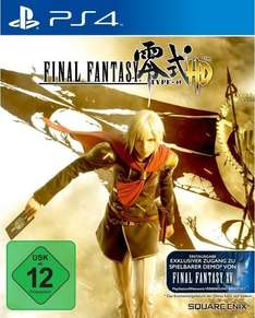 Saturn: Final Fantasy Type-0 HD (PlayStation 4) für 17€