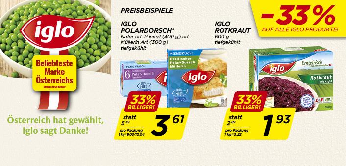 Lebensmittelhandel Angebotsübersicht 29.10.2015 - 04.11.2015