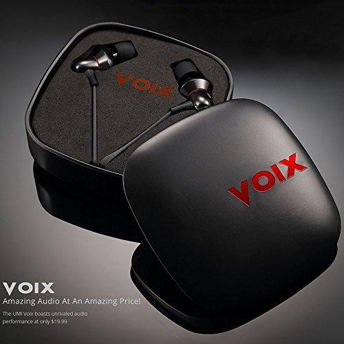 10% auf Umi Voix In Ear Kopfhörer bei Amazon ( Vergleichbar mit den Xiaomi Piston V2+V3 )