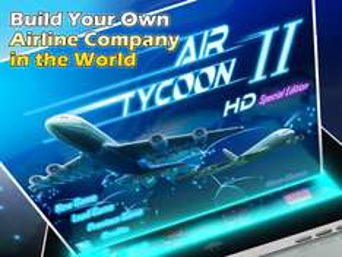 Air Tycoon II HD für iOS kostenlos - bis zu 1,99 € sparen