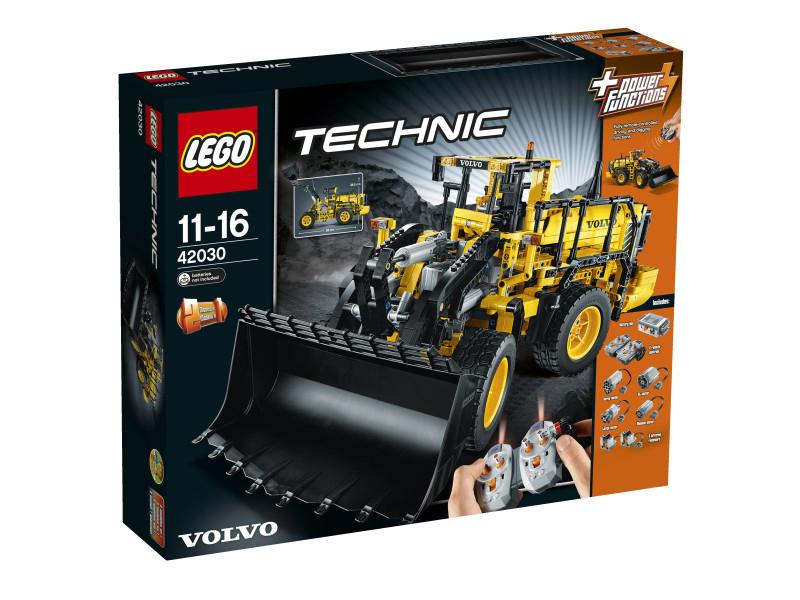 20% auf Lego bei Interspar Volvo Radlader für 143,20
