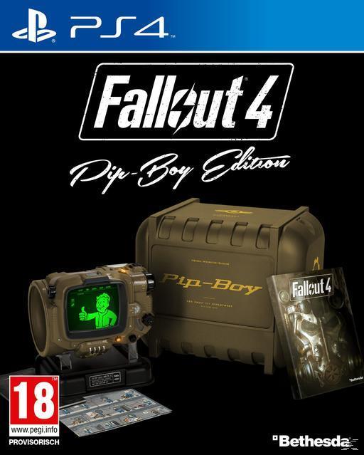 Libro: Fallout 4 Pip-Boy Edition um €97 Versandkostenfrei!
