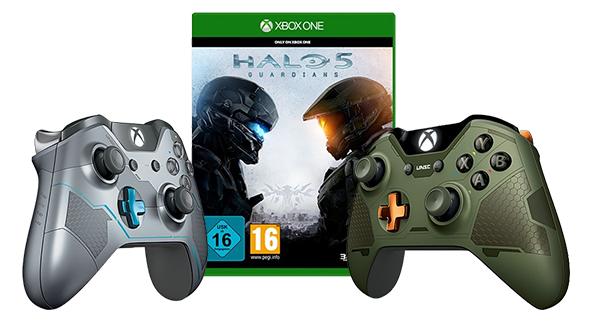[Microsoft Store]Halo 5: Guardians + Halo Xbox One Controller nur 64,99€ (Preisfehler?)
