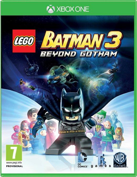 [Amazon.uk] Lego Batman 3: Jenseits von Gotham nur 11,41 EUR inkl. Versand