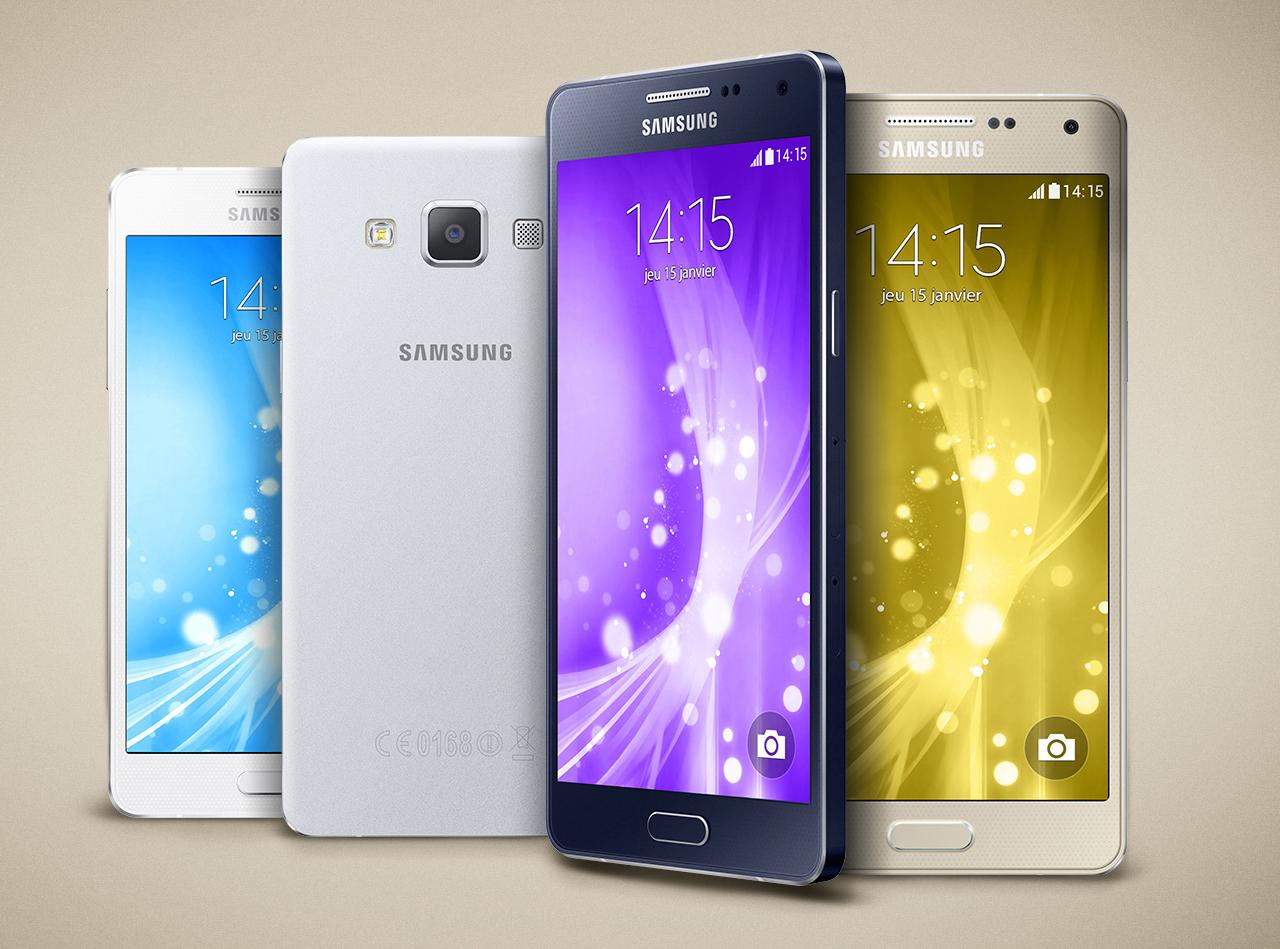 Samsung Galaxy A5 (16 GB, alle Farben) um 209 €inkl Versand - 25% sparen
