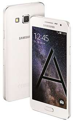 Samsung Galaxy A3 (16 GB, weiß) um 159 € inkl Versand - 20% sparen