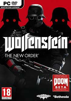 Deal zum Wochende - Wolfenstein: The New Order [PS4&XBONE]