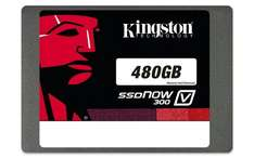 Amazon: Kingston SV300S37A/480G interne SSD-Festplatte mit 480GB für 109€