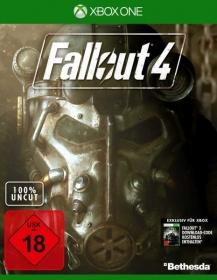 [Rakuten.de] Fallout 4 XBOX ONE zum MEGA Schnäppchen Preis nur 36,99€ inkl Versand (GUTSCHEIN auch für andere Artikel verwendbar!)