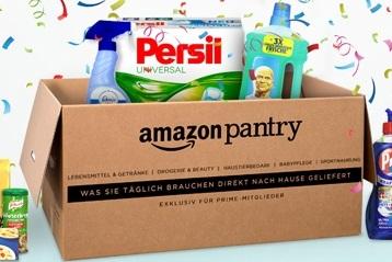 Amazon Pantry Versandkostenfrei ab 29€ mit Gutschein