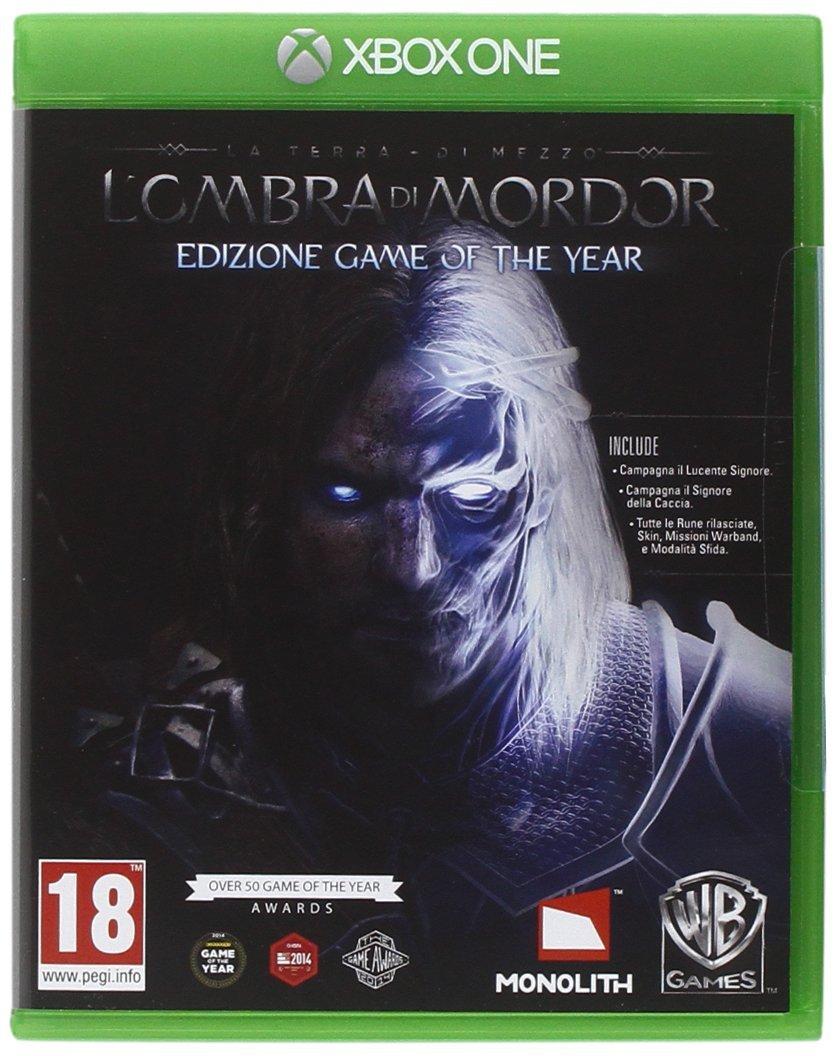 [Amazon.it] XBOX ONE Mittelerde Mordors Schatten GOTY zum geilen Preis von nur 23,45€!