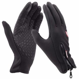 Unisex Sporthandschuhe, windfest, touchscreen-kompatibel, Wandern, Skifahren, Radfahren etc. € 3,98