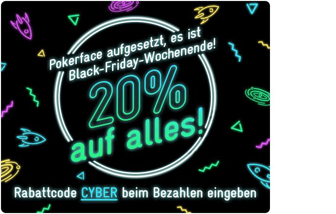 ASOS: 20% Rabatt auf alles zum Black Friday - nur vom 26. bis zum 30. November