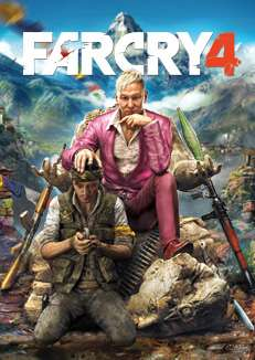 (Top) Far Cry 4 um nur 7,95 € bei Origin - bis zu 65% sparen