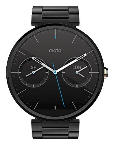 Motorola Smartwatch Moto 360 (Metallband) um 155 € inkl Versand - 20% sparen