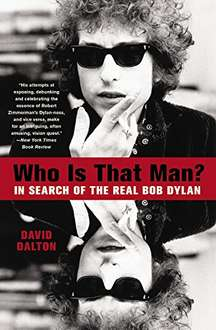 [Amazon.de][Buch] Who Is That Man?: In Search of the Real Bob Dylan (Englisch) für 0,01€ vorbestellen