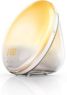 Amazon Philips HF3520/01 Wake-Up Light um 89,00 € ( Preisvergleich 115,00 € )