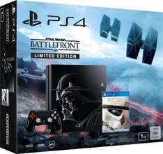 [Saturn.at] SONY PlayStation 4 1TB Star Wars Battlefront LIMITED EDITION (CUH-1216) um 479€