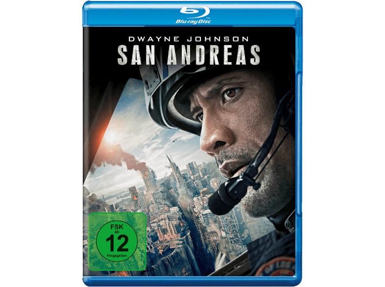 Saturn Tagesdeal: San Andreas auf Blu-ray um €9,- Versandkostenfrei
