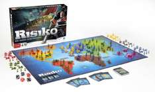 [Amazon.de] Hasbro - Risiko um 19,99€