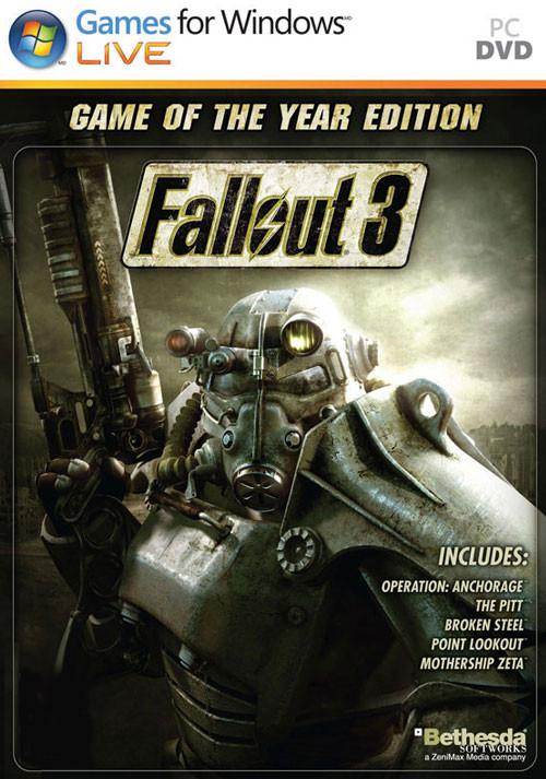 [Gamesplanet.com] Fallout 3 GOTY und New Vegas STEAM Key nur je 3,40€!