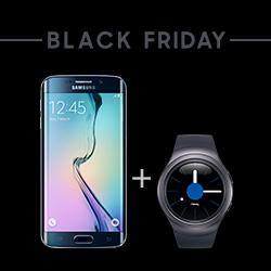 T-Mobile / Samsung Blackfriday: Gear S2 gratis zu einer Galaxy S6 oder S6 EDGE Anmeldung