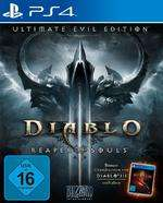 GameStop: Diablo 3 Ultimate Evil Edition (PS4 / Xbox One) für 19,99€