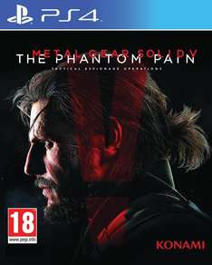 [Amazon.de] Metal Gear Solid V: The Phantom Pain (alle Plattformen) ab 14,99€
