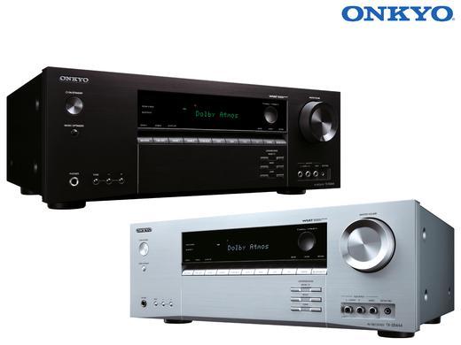 Onkyo TX-SR444 7.1-Kanal-AV-Receiver