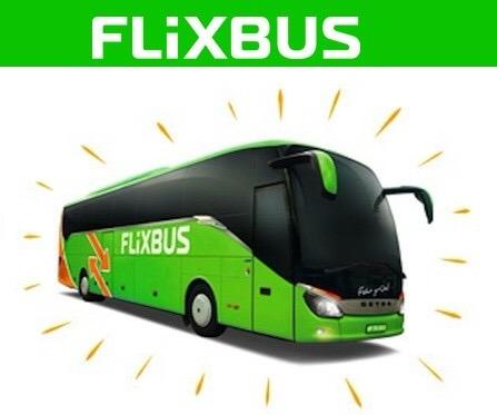 FlixBus Cyber Monday: alle Tickets um nur 9,99 € - nur am 30.11.2015 ab 9 Uhr