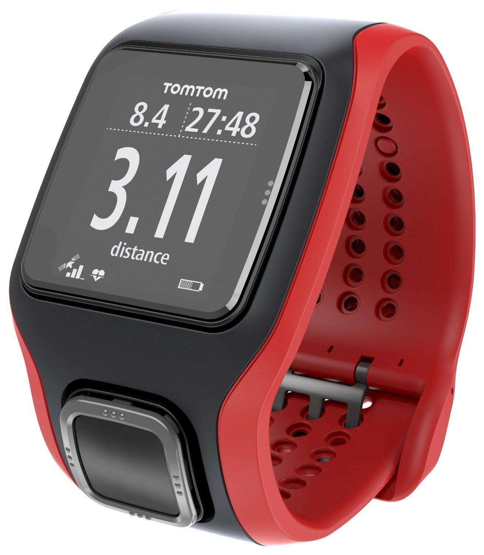 Amazon Cyber Monday Woche – TomTom GPS Sportuhr Runner Cardio um 139 €(Preisvergleich 176,27 €)