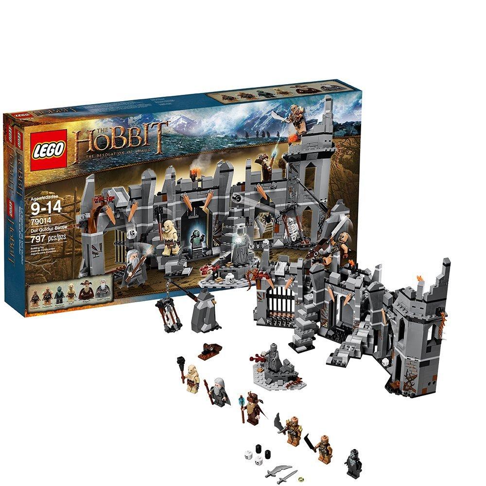 Lego The Hobbit - 79014 Schlacht von Dol Guldur bei amazon.fr für 65,64 € inkl. Versand