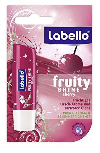 "Labello ""Fruity Shine Cherry"" (2 Stück) um 1,19 € - 70% sparen"
