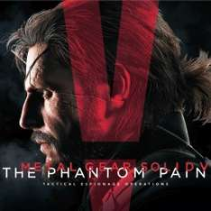 PlayStation Store: 12 Weihnachtsangebote - Angebot 1: Metal Gear Solid V: The Phantom Pain (PS4) für 34,99€