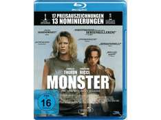 Blu-ray - Monster ab €4,99 [@Mediamarkt.de]