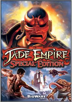 Origin: Jade Empire™: Special Edition (PC) komplett kostenlos! - Ersparnis von 14,99€
