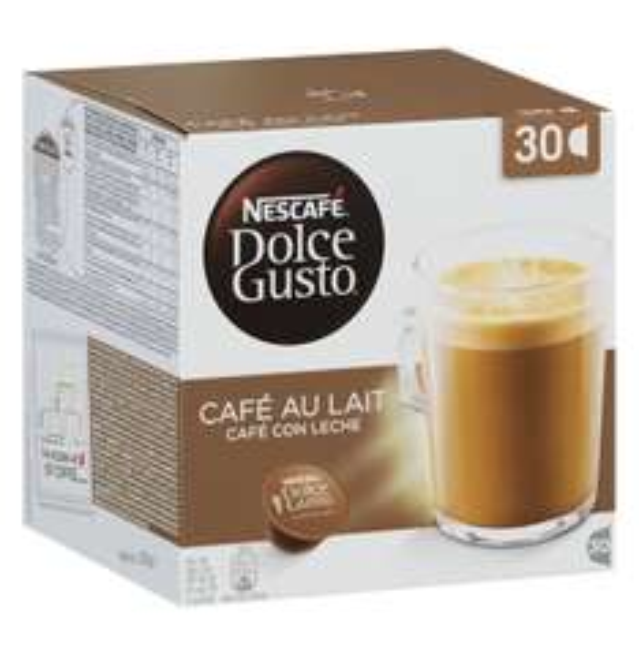Amazon Nescafé Dolce Gusto Vorratsbox  90 Kapseln um 18,99 € ( Preisvergleich ab 28,98 € )