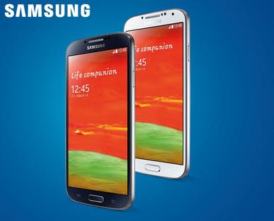 Samsung Galaxy S4 16GB @ Hofer Markenfeuerwerk