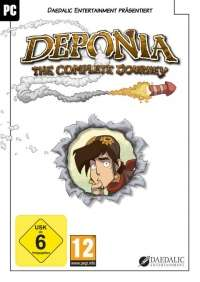 Deponia: The Complete Journey heute GRATIS (sonst 5.95€)